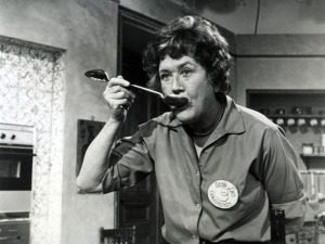 Julia-Child_Julia-tasting-BW_s4x3_lg